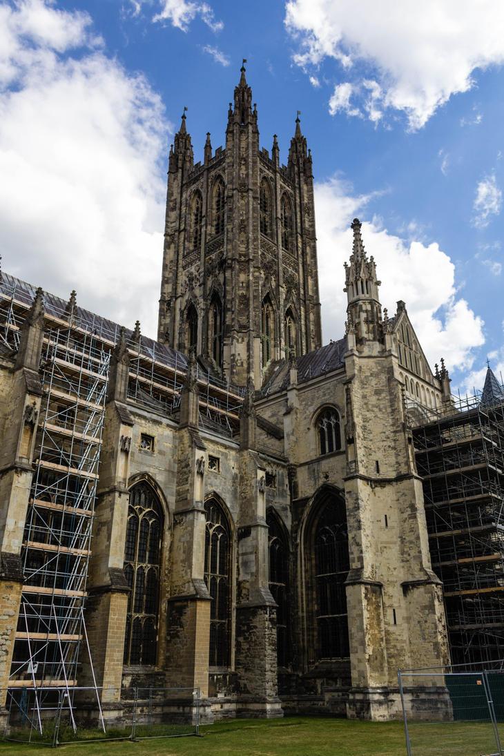 Canterbury cathedral 3 by FubukiNoKo