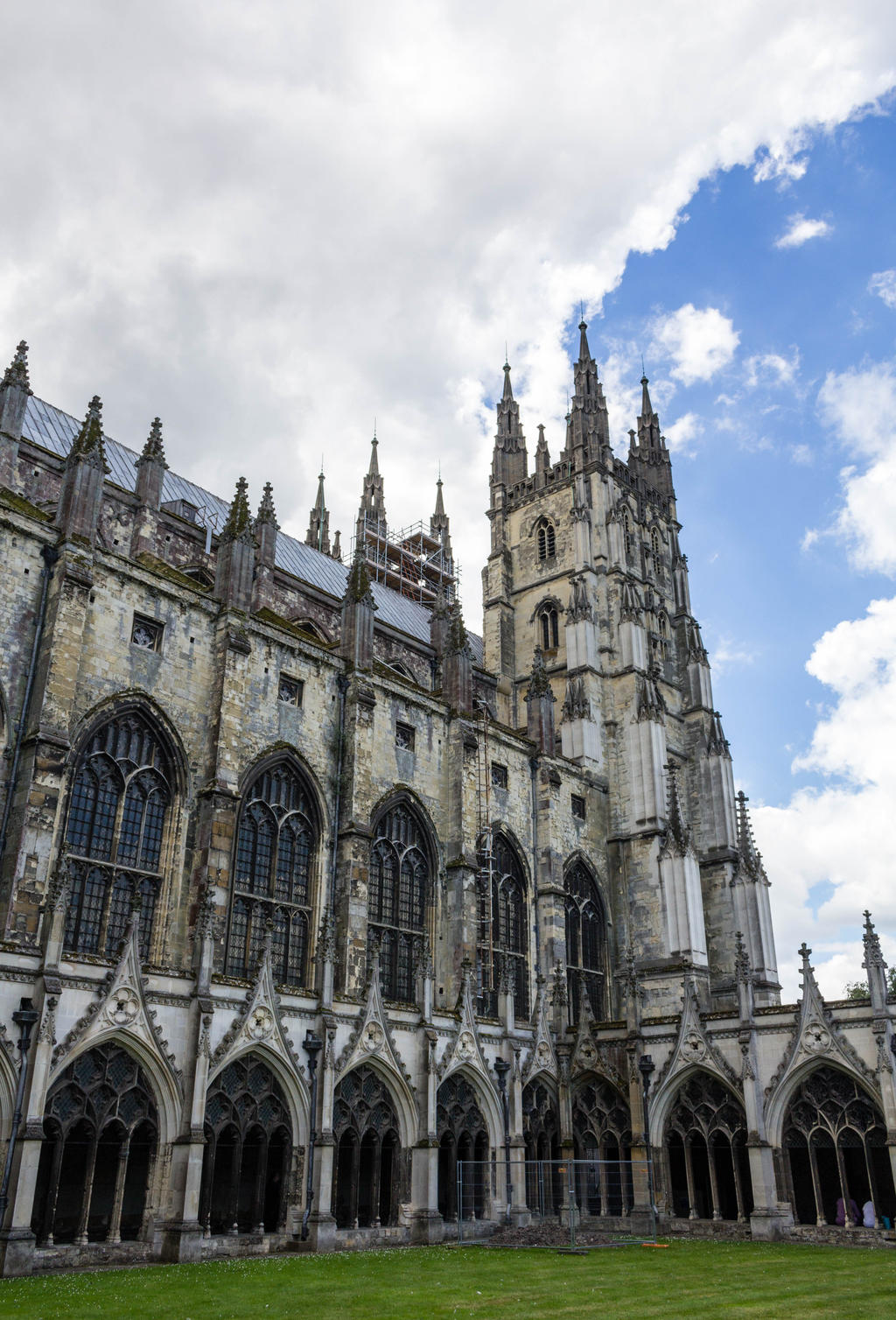 Canterbury cathedral 11 by FubukiNoKo