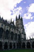 Canterbury cathedral 12 by FubukiNoKo