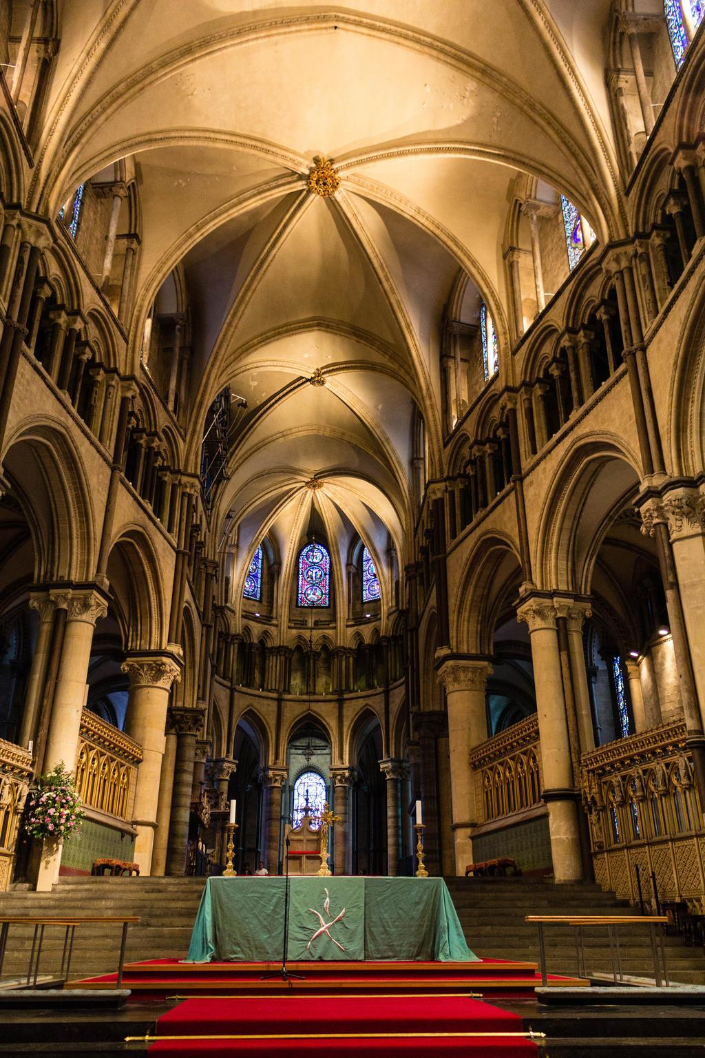 Canterbury cathedral 17 by FubukiNoKo