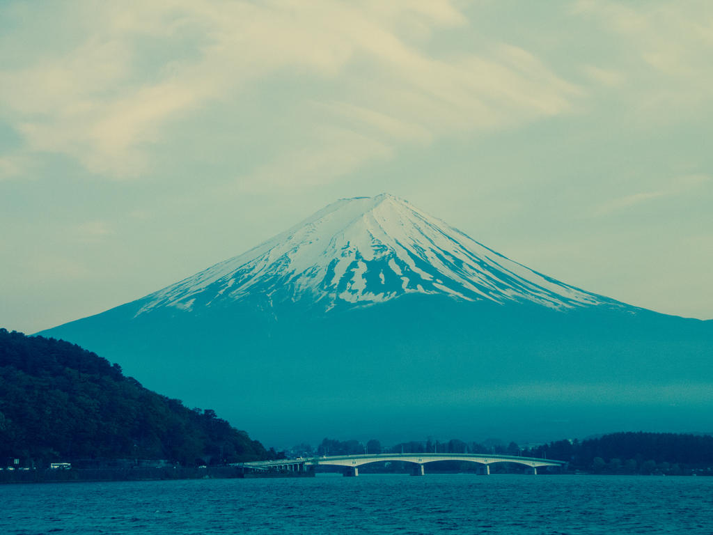 Mt Fuji 2 by FubukiNoKo
