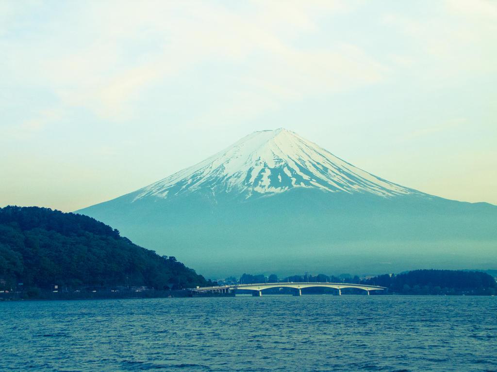 Mt Fuji 3 by FubukiNoKo