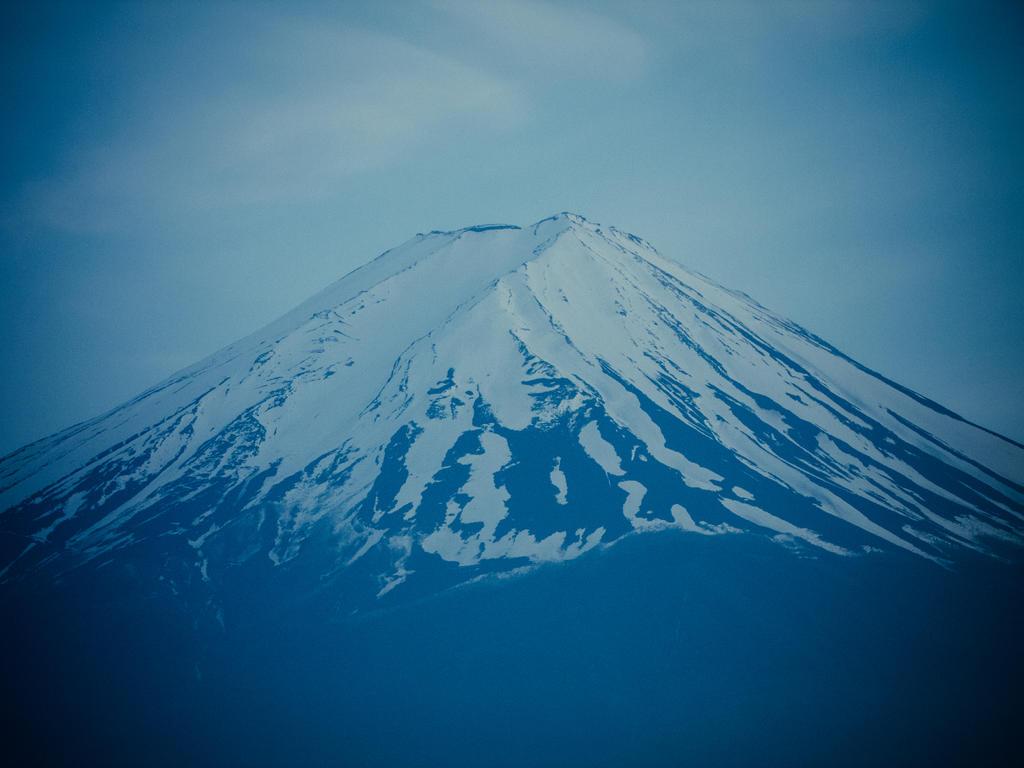 Mt Fuji 4 by FubukiNoKo