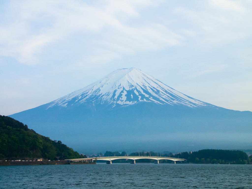 Mt Fuji 8 by FubukiNoKo