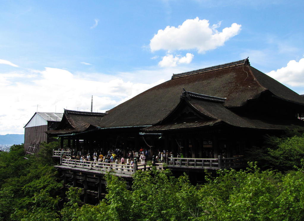 Kiyomizu-dera 3944 by FubukiNoKo