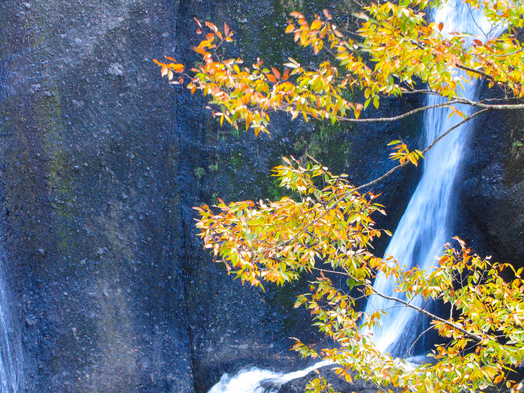 Fukuroda falls 4293 by FubukiNoKo