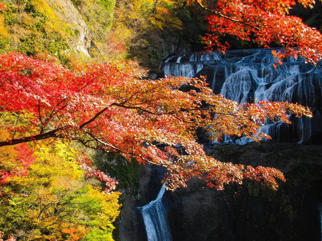 Fukuroda falls 4306 by FubukiNoKo