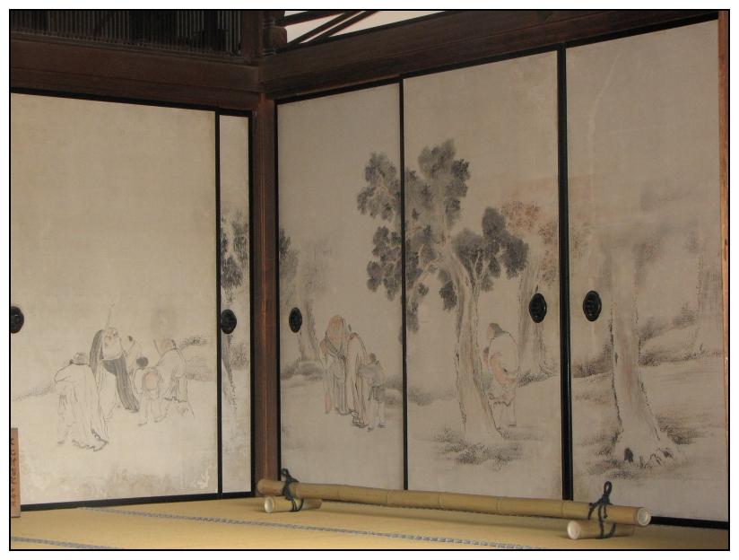 Kyoto temple by FubukiNoKo