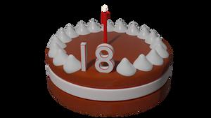 It's My 18th Birthday!