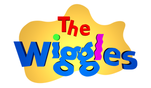 The Wiggles Logo (TV Series 1 and Taiwanese)