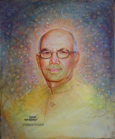 Hansraj bhardwaj by thandav