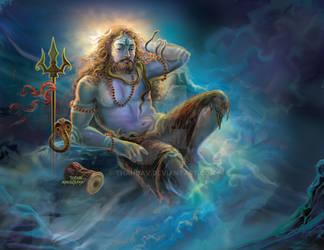 Shiva's Agony