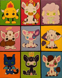 The Bovine Bunch by DairyDearie