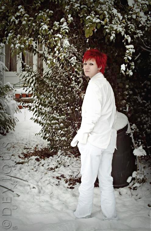 NARUTO: It's Winter by SirEgglington