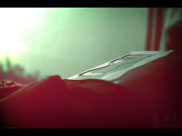 Red Sand Plated Headband / Naruto by SirEgglington