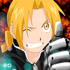 Edward Elric Icon by ChiaryLoveHouse95