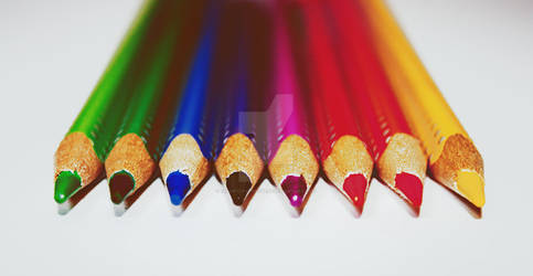 The colours of happiness