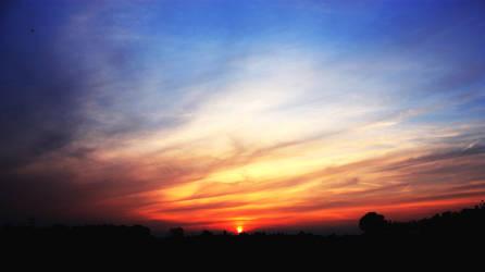 Spring Sunset 2