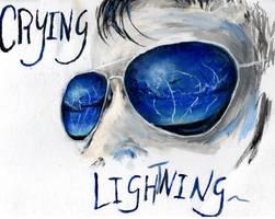 Crying Lightning - Arctic Monkeys by Katrina-FleetSilver
