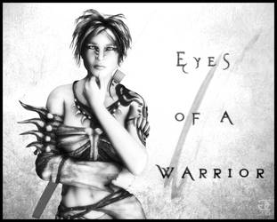Eyes of a Warrior by Grossevi