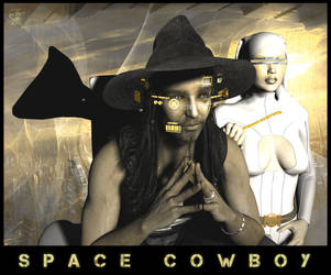 Space Cowboy by Grossevi