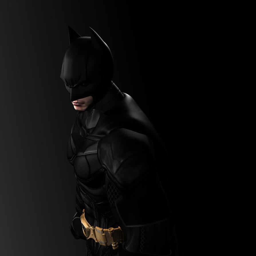 The Dark Knight by JA2U