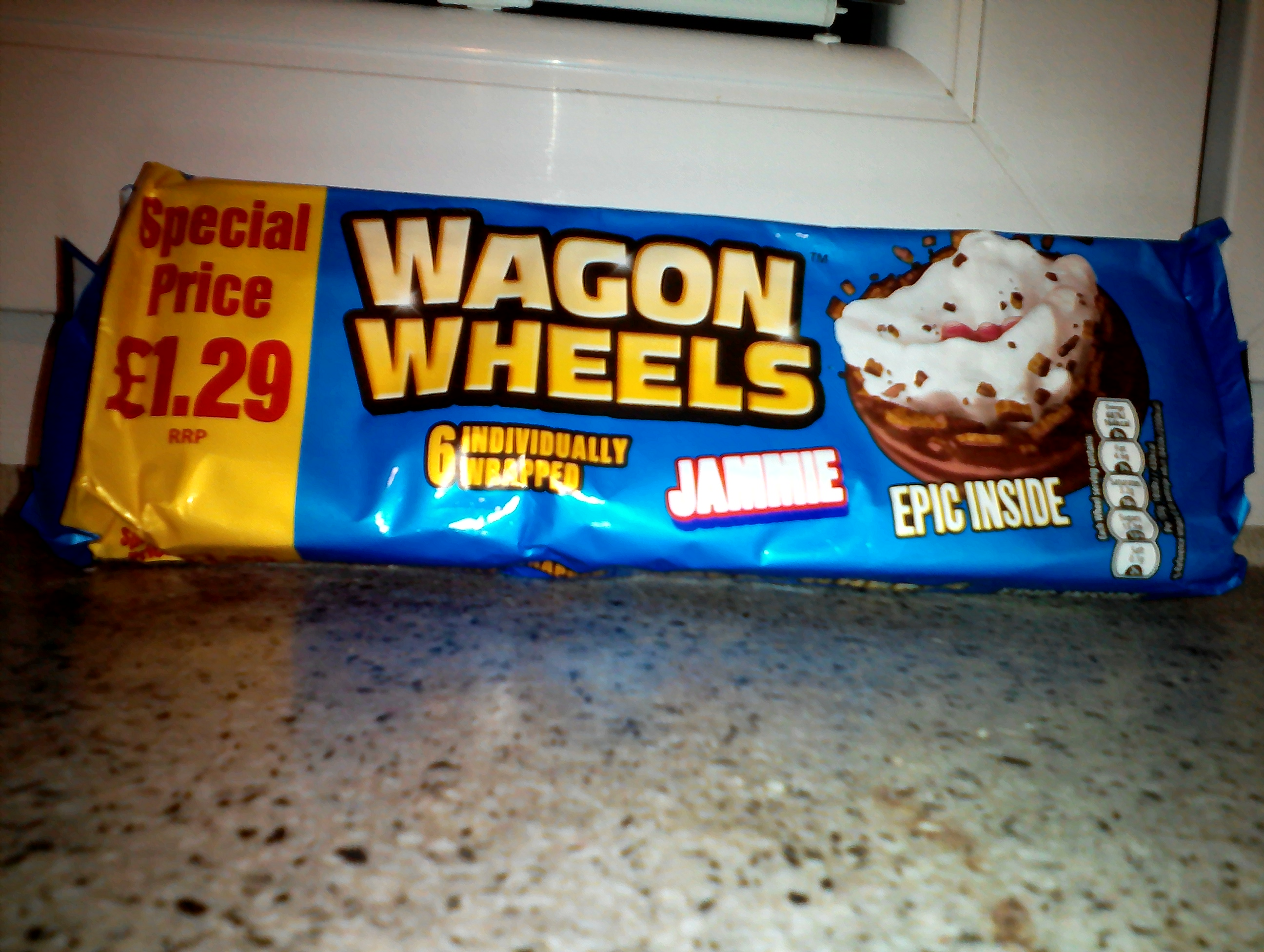 Wagon Wheels by Vex2001