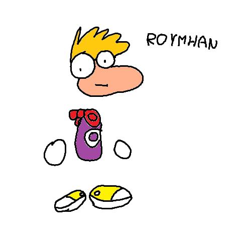 Roymhan by Vex2001