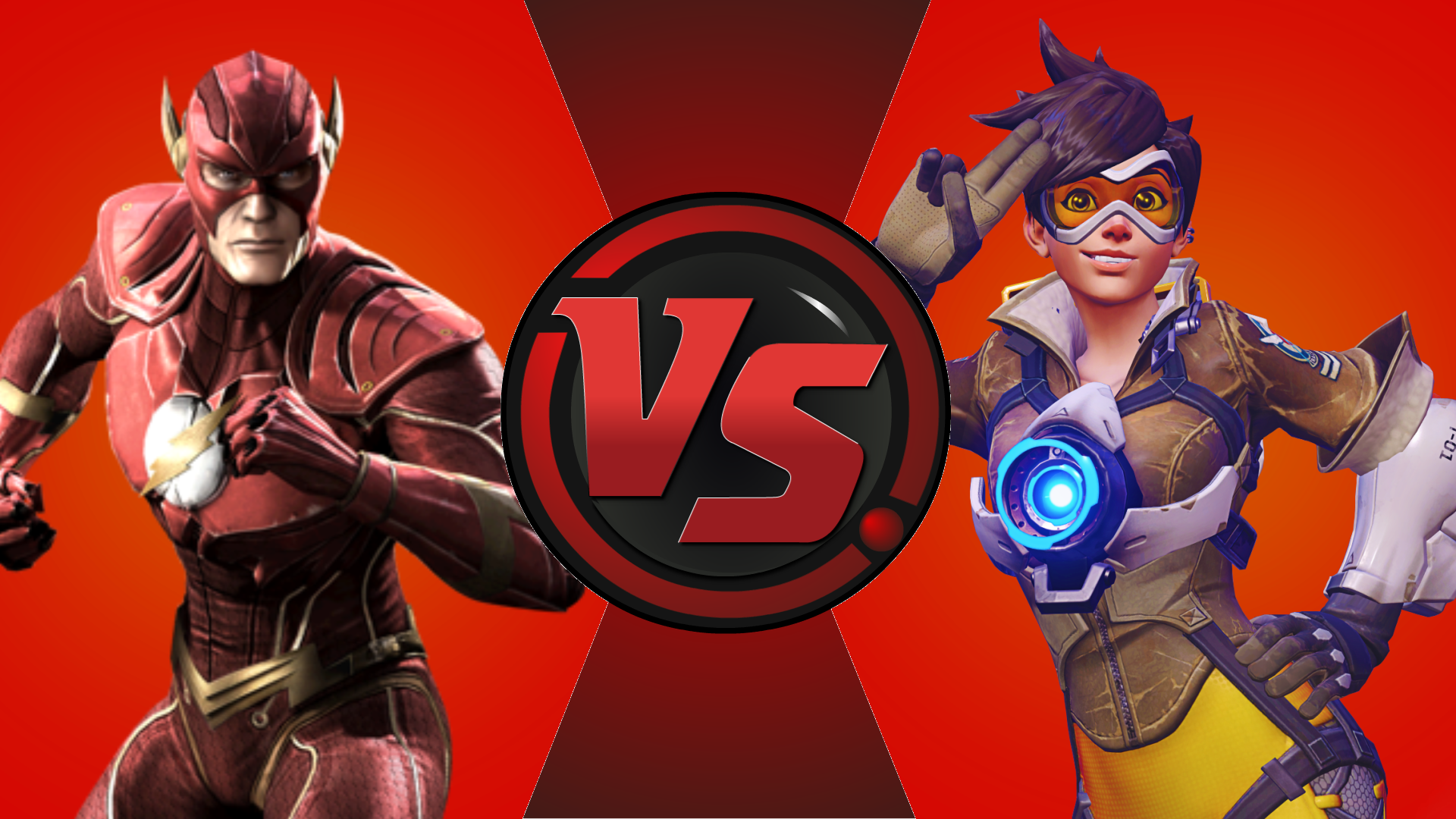 CFC|Flash vs. Tracer by Vex2001