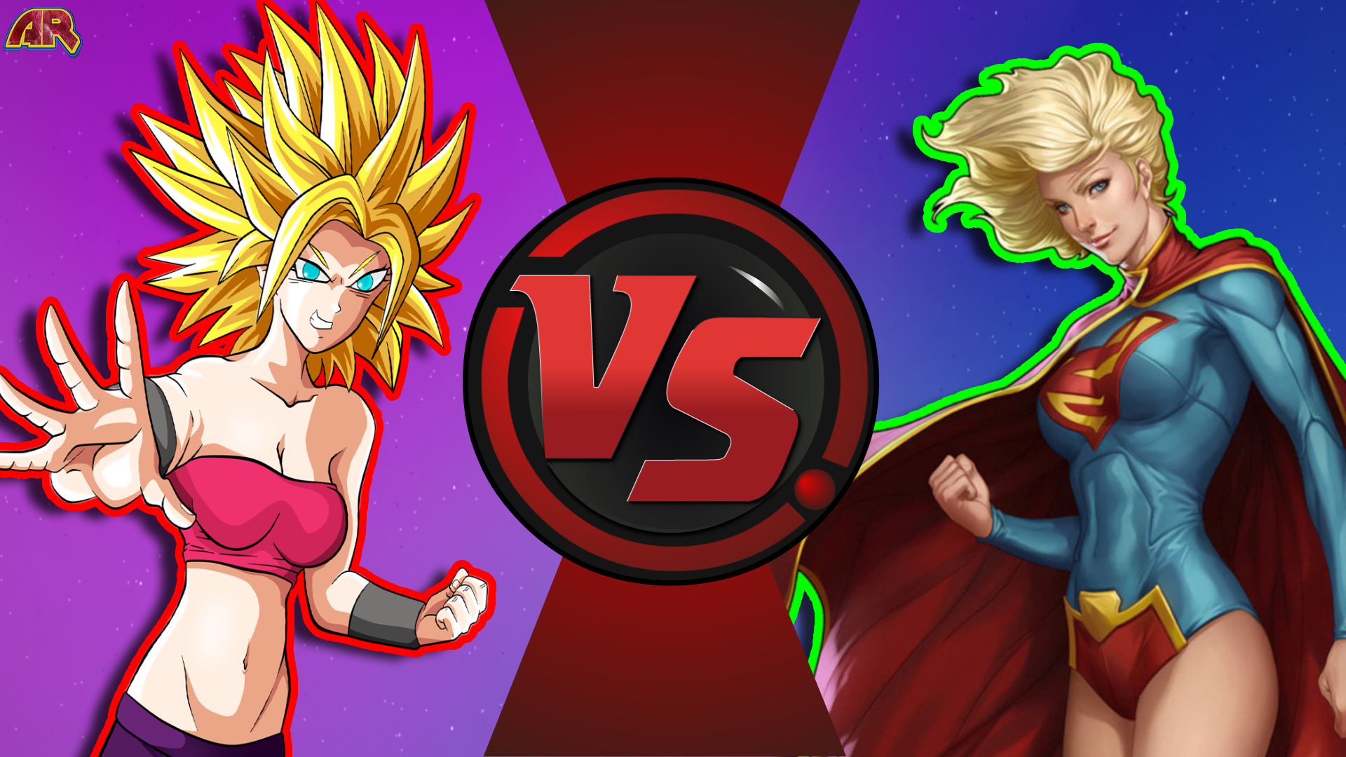 CFC|Caulifla vs. New 52 Supergirl by Vex2001 on DeviantArt