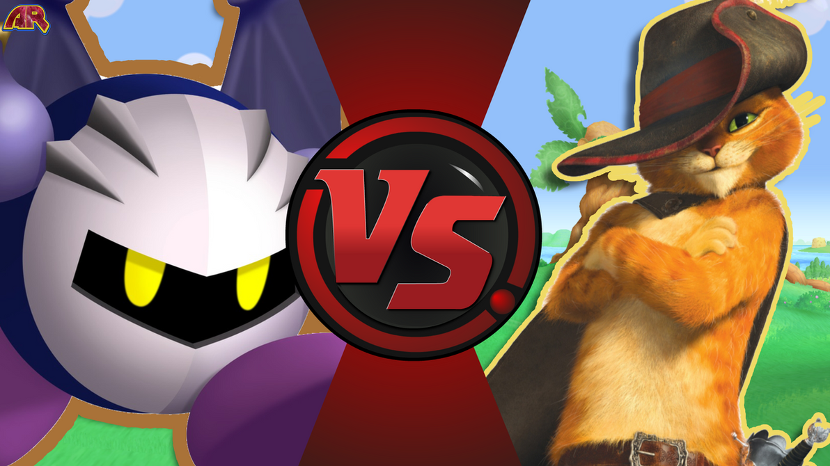CFC|Meta Knight vs. Puss in Boots by Vex2001