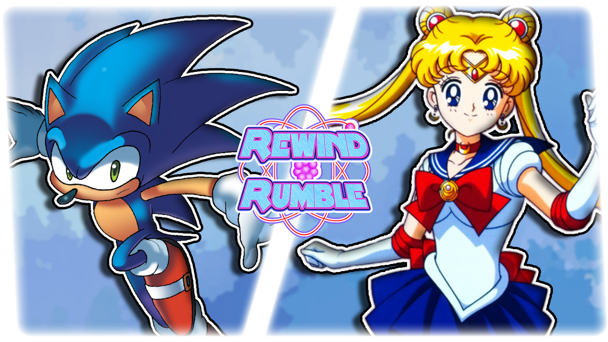 RR|Archie Sonic vs. Sailor Moon by Vex2001