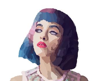 Melanie Art by Emm9990