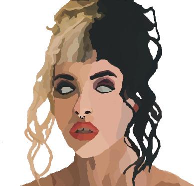 Melanie art 2 by Emm9990