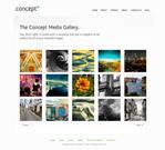 Concept - Wordpress - Gallery