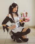 Misaki Ayuzawa Cosplay by MiikHyDeafening