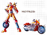 Hotrod redesign by whelp-li