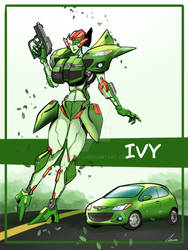 Commission:ivy by whelp-li