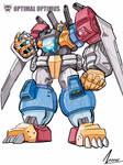 Optimal Optimus/Optimus primal by whelp-li
