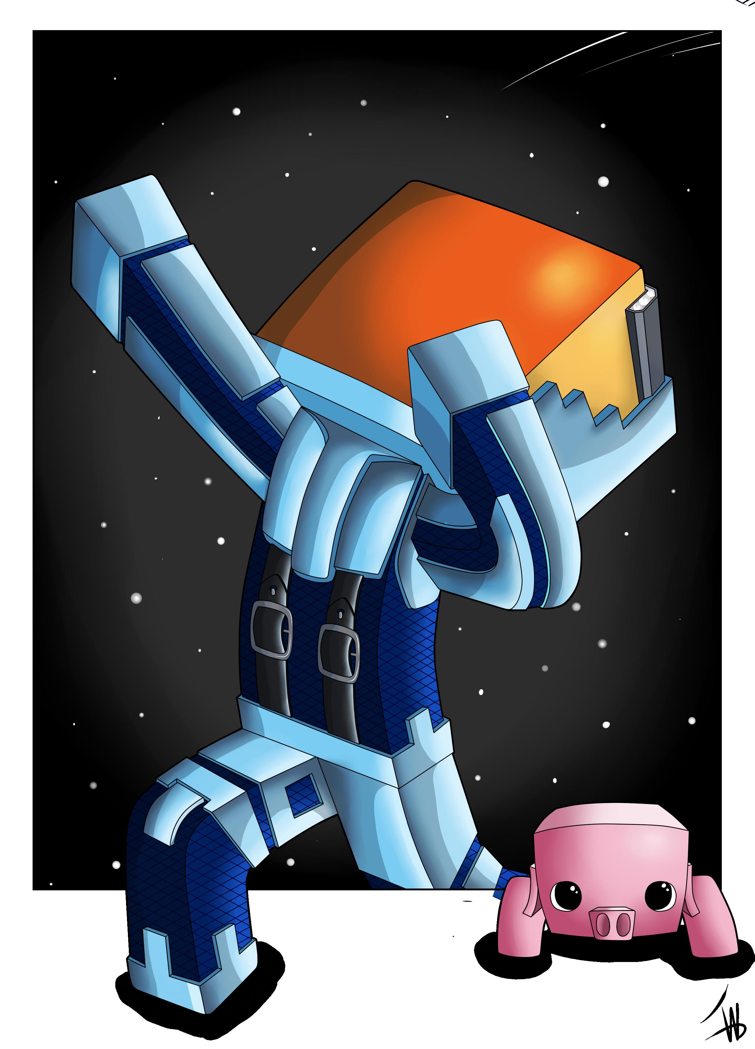 Minecraft Universe by IshmanAllenLitchmore on DeviantArt DHLX0nRp