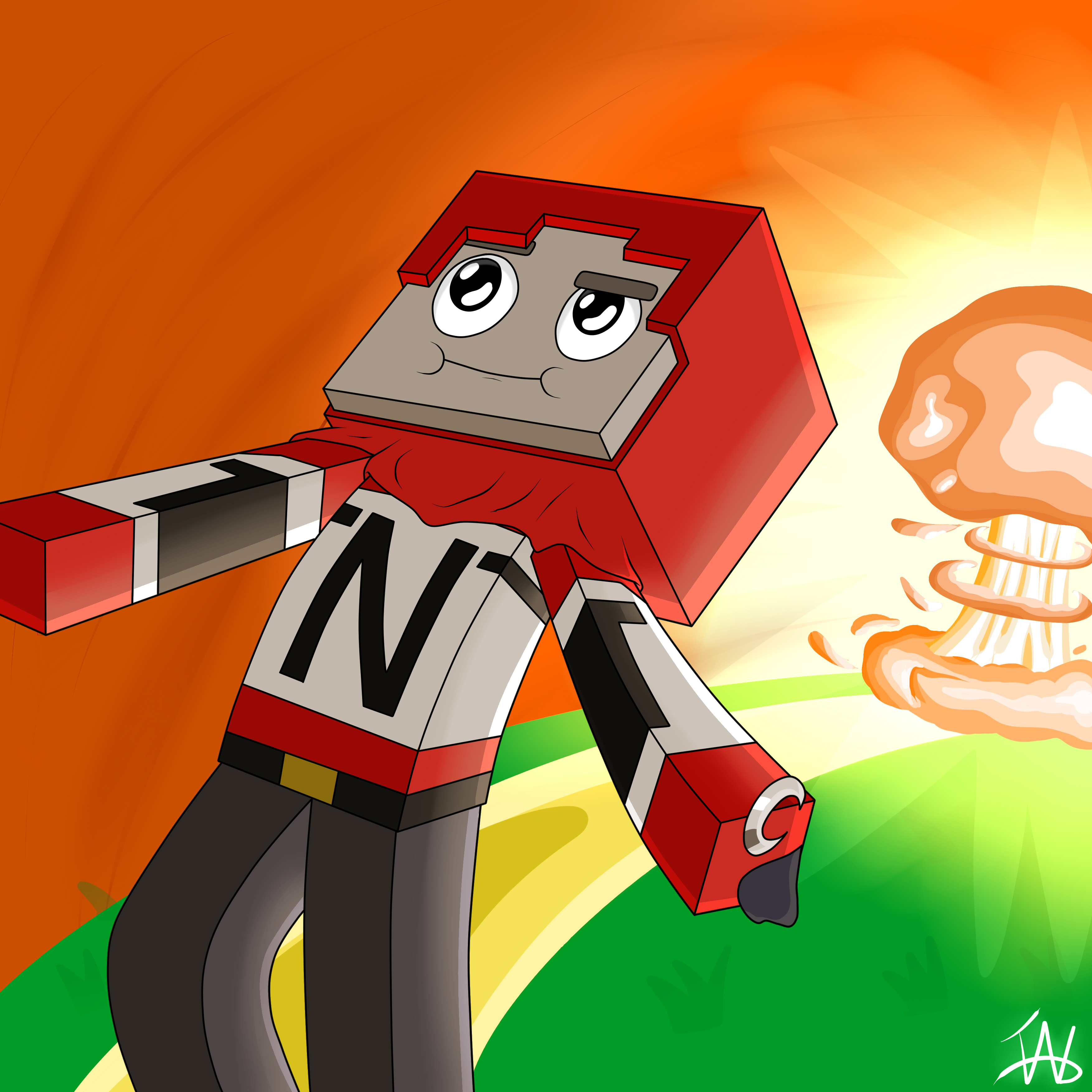 how to make tnt in real life and not minecraft