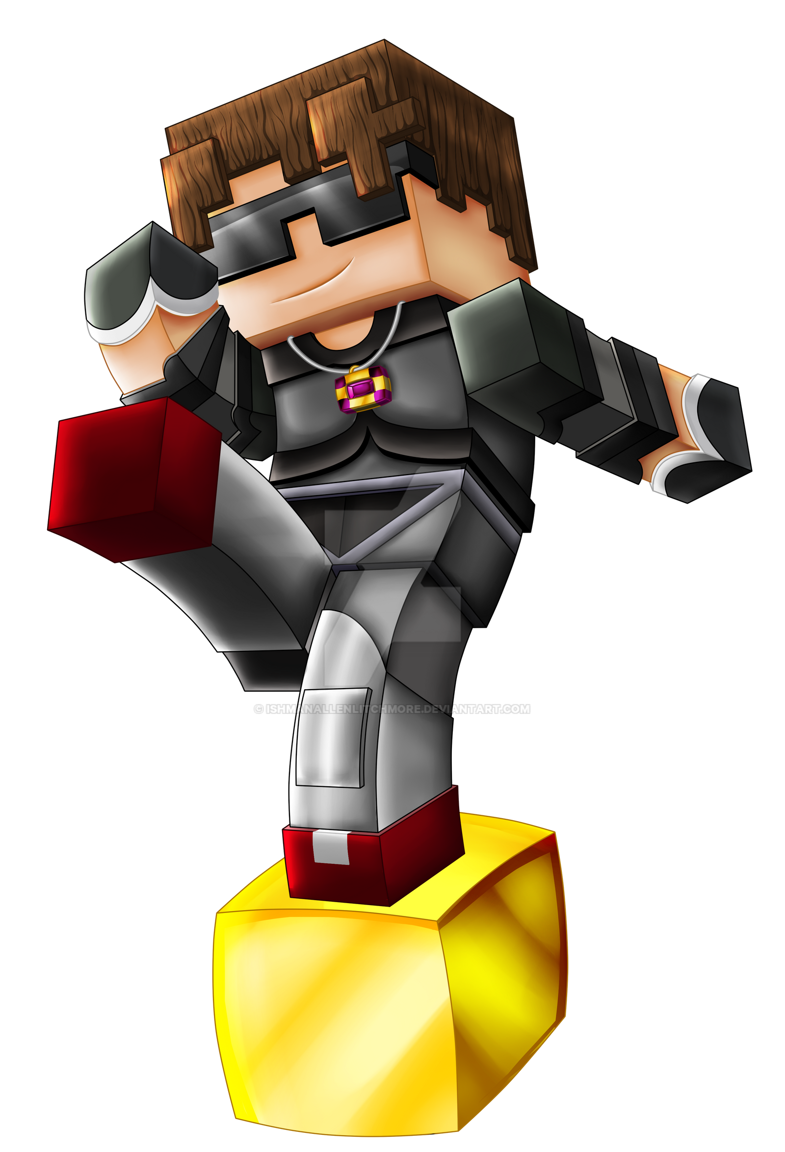 SkyDoesMinecraft by Is...