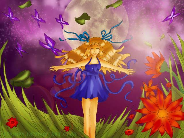 Summer Night Dream- So free by FFairyy