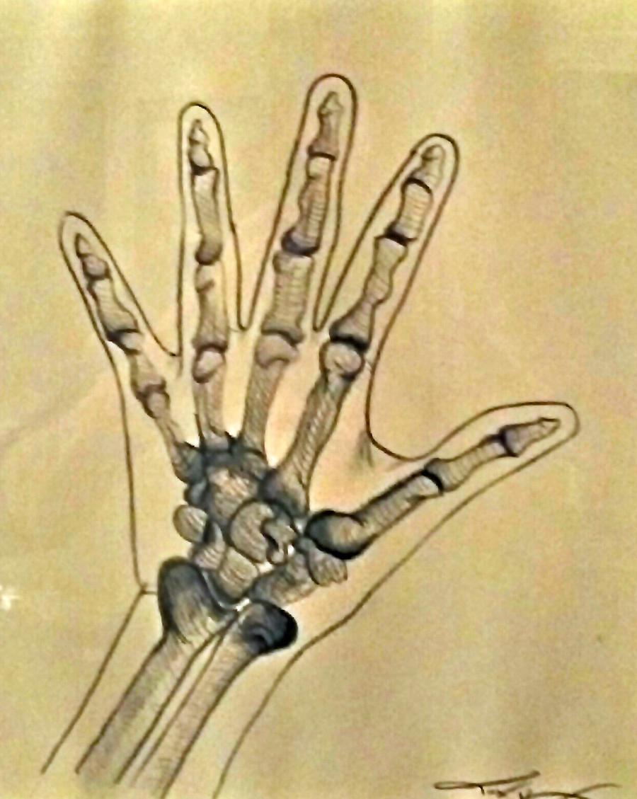 hand study by Tsnipe