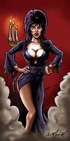 Elvira Colors by ChrisMcJunkin