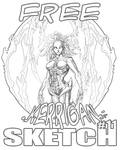 Kerrigan Free Sketch 11
