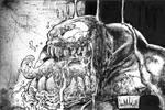 Venom Mixed Media 070310