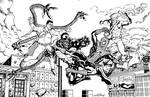 Spiderman Inks 012511
