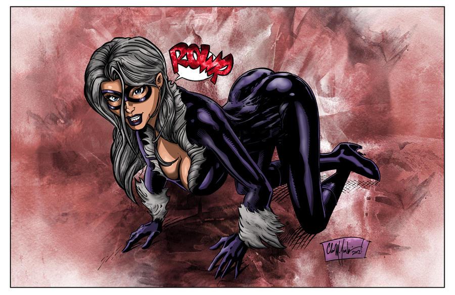 Black Cat Colors by ChrisMcJunkin