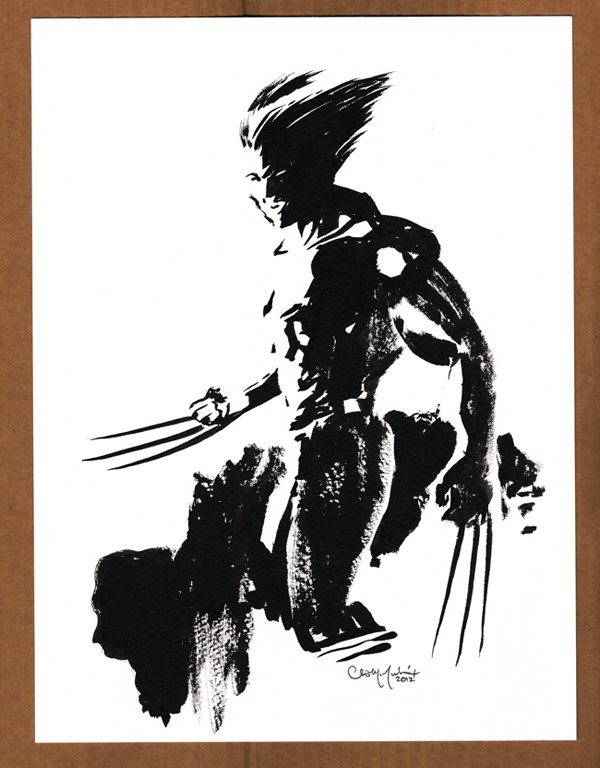 Wolverine 082012 by ChrisMcJunkin